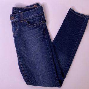 Like-new Guess Daredevil Skinny Leg Jeans, 29